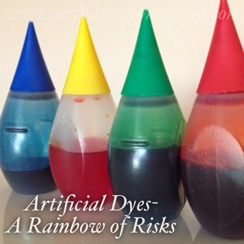 Health, Food, Artificial Food Dyes, Kids, Parenting, What you need to know about a rainbow of risks