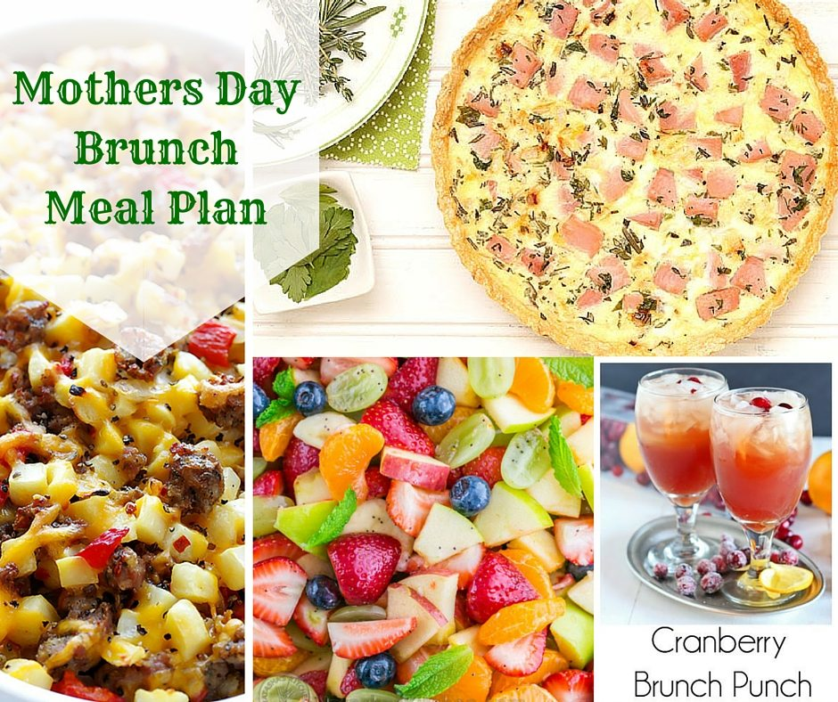 Mothers Day BrunchMeal Plan