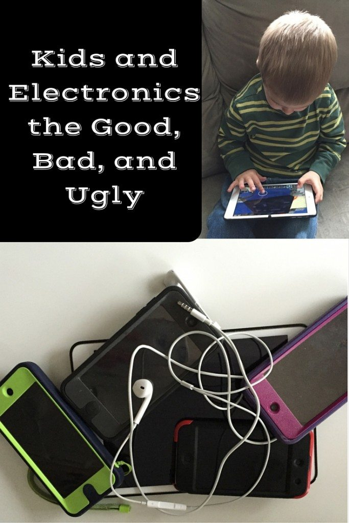 Why I Took Our Kids Electronics Away