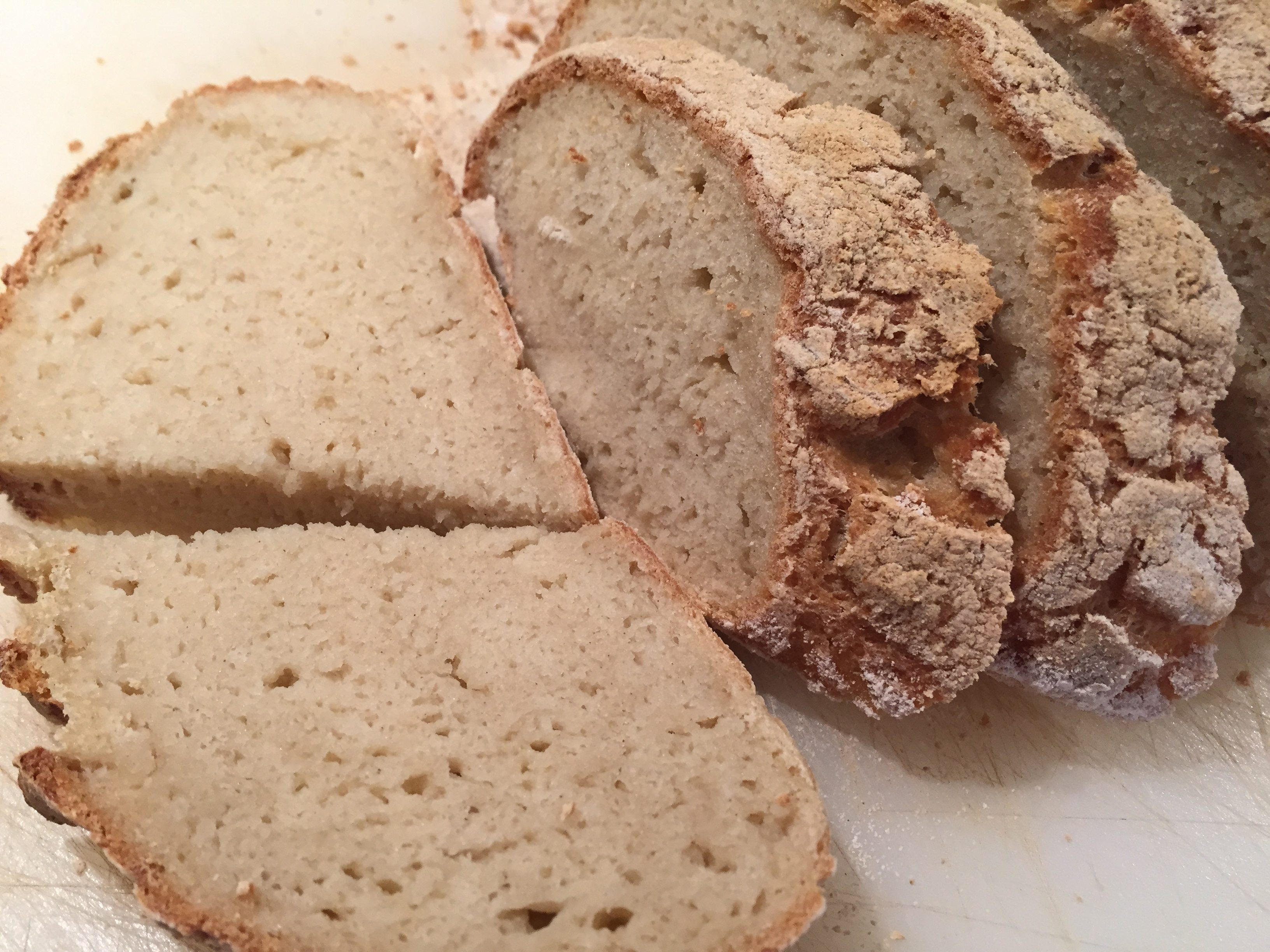 Easy Homemade Gluten Free Bread Recipe