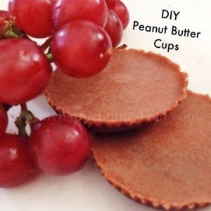 DIY Peanut Butter Cups Recipe