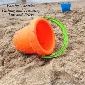 Organization, travel, vacation, kids, family