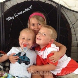 10 Reasons Why We Homeschool - From a Mom of Four Kids