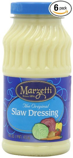 Marzetti Slaw Dressing - Best Ever Homestead Cole Slaw Recipe